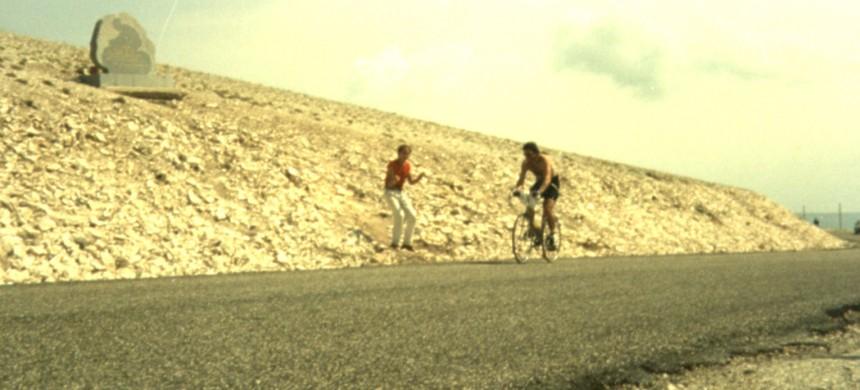 Beklimming van Mont Ventoux