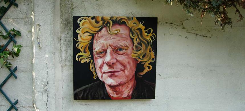 Portret van Jasper door Ivo van Leeuwen