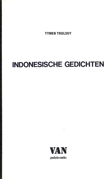 Indonesische gedichten